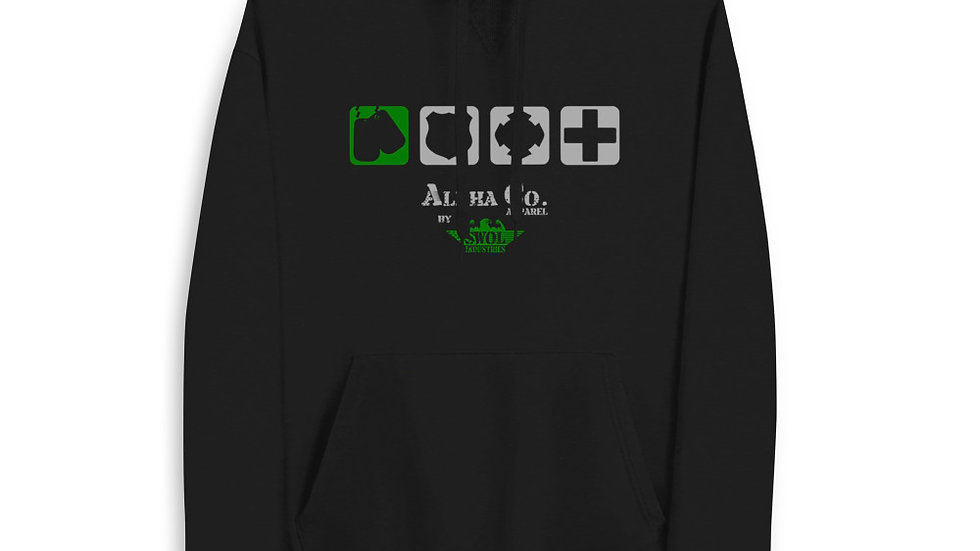 Champion Hoodie | Badges of Honor (Military)