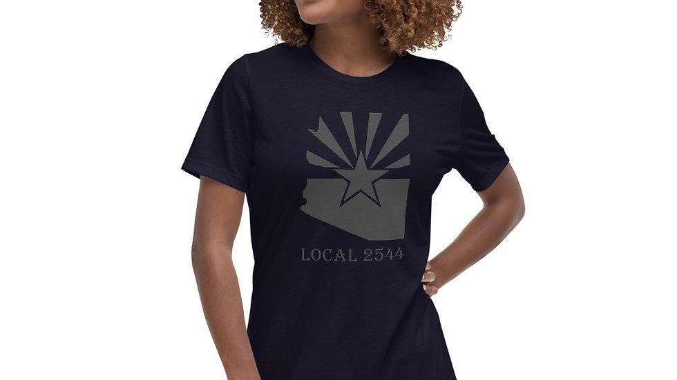 LOCAL 2544 | Women's Relaxed T-Shirt