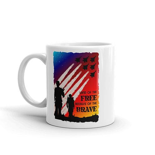 Ceramic Coffee Mug | Land of the Free