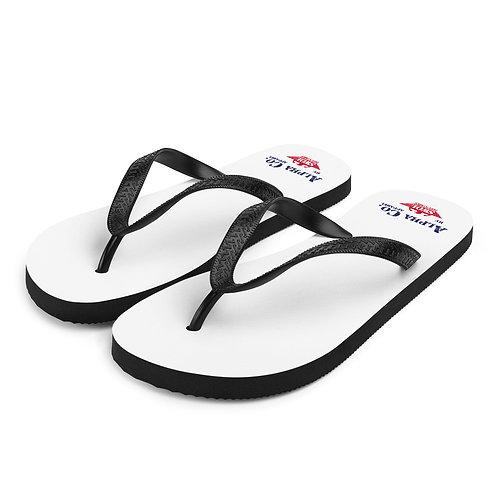 Flip-Flops | Alpha Co. Apparel (RWB)