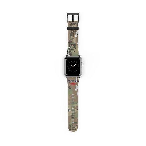 Watch Band | Alpha Co. Apparel (MultiCam)