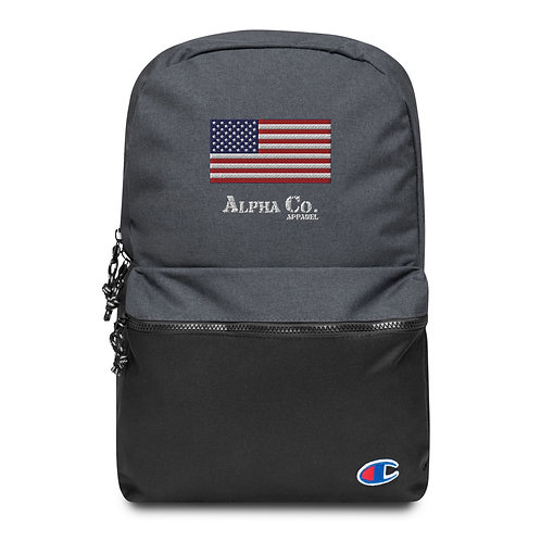 Champion Backpack   Old Glory!