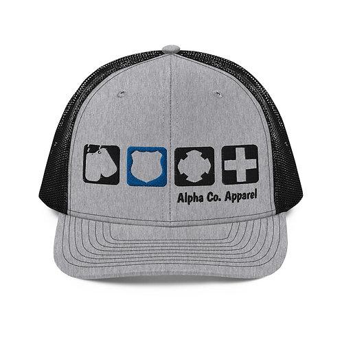 Ball Cap - Badges of Honor (Law Enforcement)