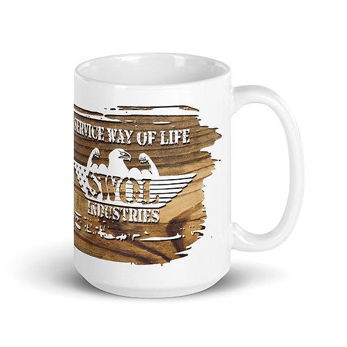Mug | Service Way of Life (Revealed, Wood)