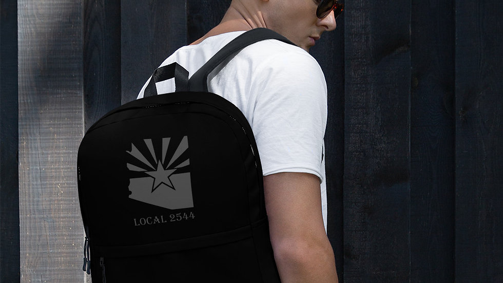 LOCAL 2544   Backpack