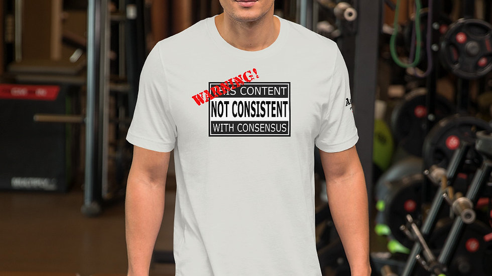Tee | Warning! Content Not Consistent With Consensus