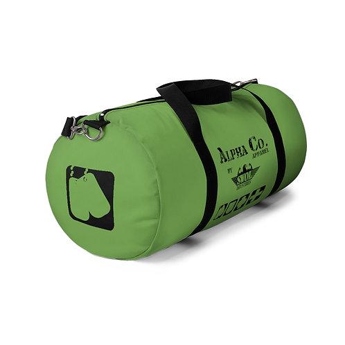 Duffel Bag | Badges of Honor (Green, Military)