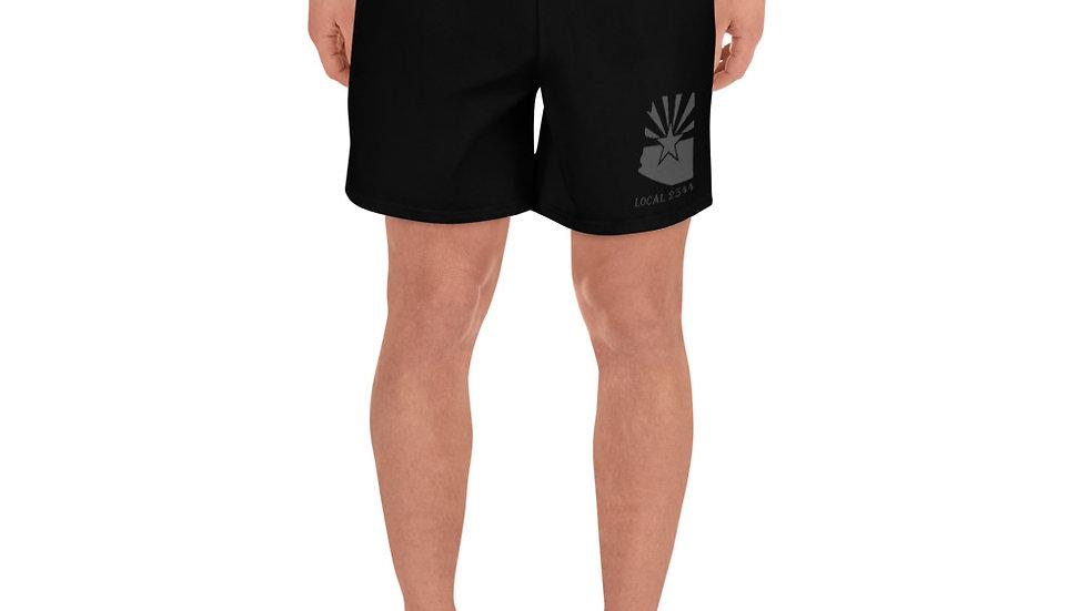 LOCAL 2544 | Men's Athletic Long Shorts