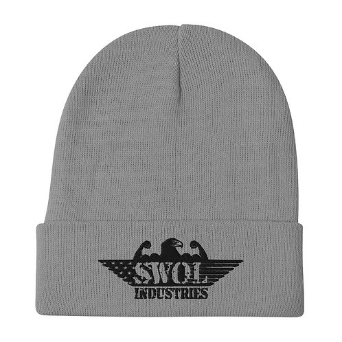 Embroidered Beanie | SWOL Industries