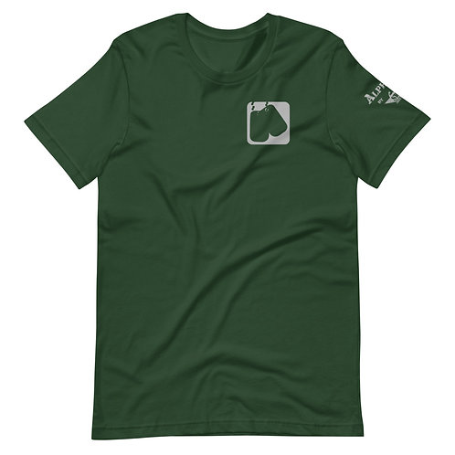 T-Shirt | Badges of Honor (Military, Subdued)