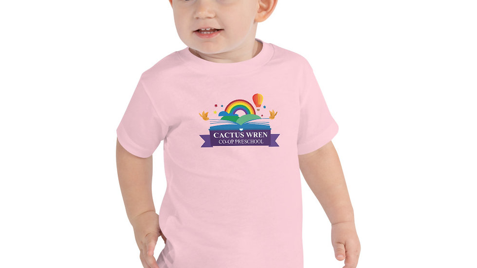 CWCP | Toddler Tee (Various Colors)