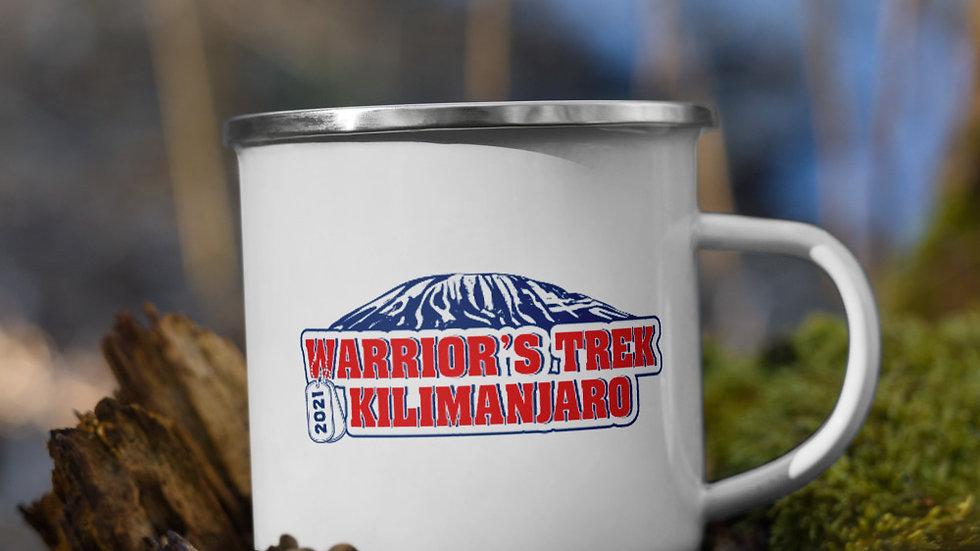 Warrior's Trek | Kilimanjaro | Enamel Mug