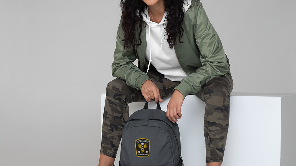 SEALETA | Embroidered Champion Backpack