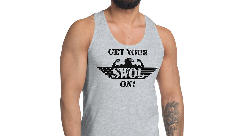 Men's Classic Tank | Get Your SWOL On!