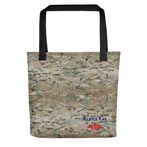Tote Bag | Alpha Co. Apparel (MultiCam)