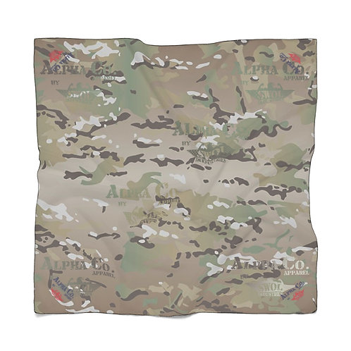 Poly Scarf | Alpha Co. Apparel (MultiCam)