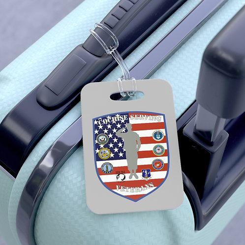 Bag Tag | Cochise Serving Veterans