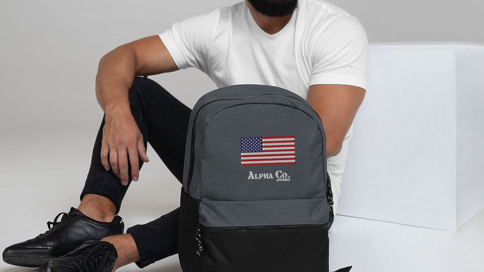 Champion Backpack | Old Glory!