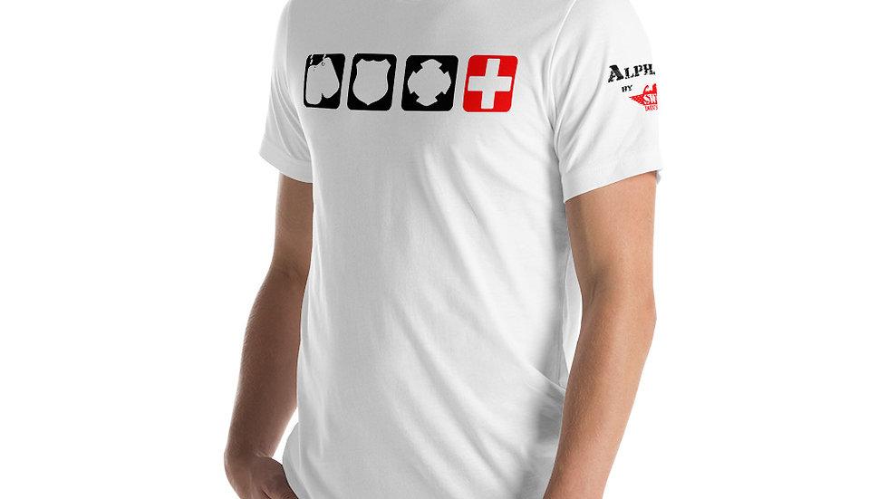 Tee (Unisex) | Badges of Honor (Paramedic)