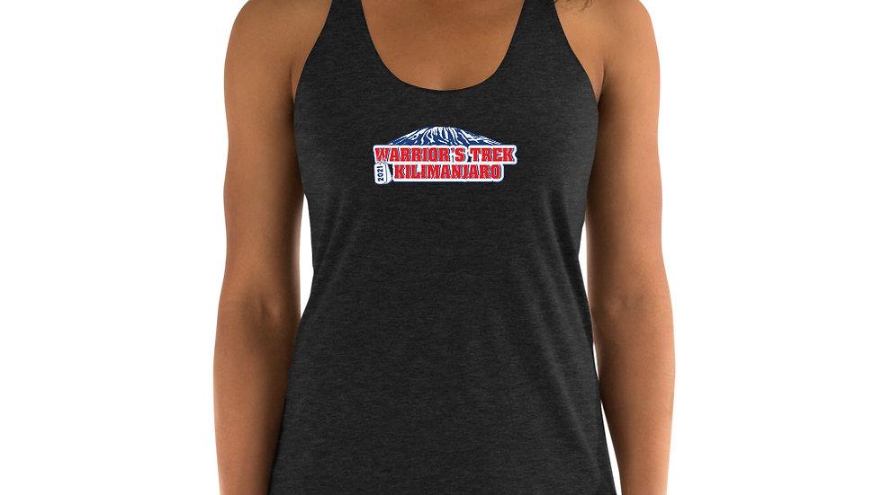 Warrior's Trek | Kilimanjaro | Women's Racerback Tank