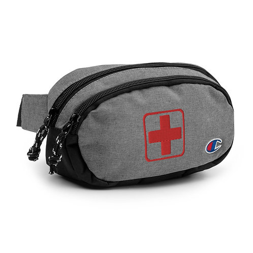 Champion Fanny Pack | Badges of Honor (Paramedic)