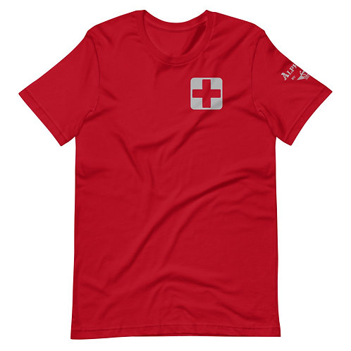 T-Shirt | Badges of Honor (Paramedic, Subdued)