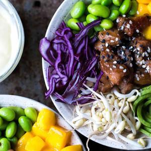 Poké bowl på clarias
