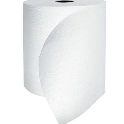 Rolo de toalhetes branco para Autocut – conjunto de 6