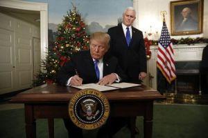 President Trump Signs Order