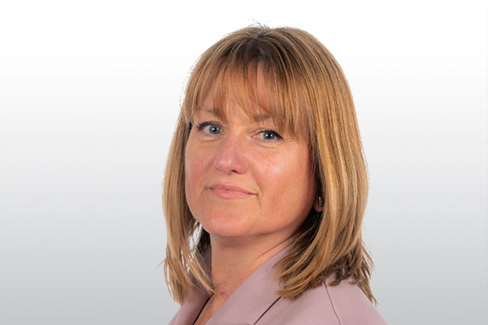 Linda Knutsen, Head of its Exploration Division