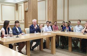 World Environment Day in Ashgabat