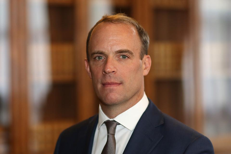 The Rt Hon Dominic Raab MP