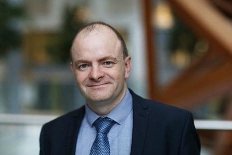 Parole Board chief executive Martin Jones