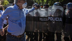 Undemocratic Electoral Process and Repression in Nicaragua