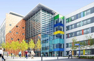 Queen Alexandra Hospital, Portsmouth