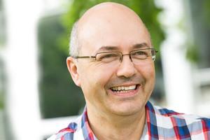 Professor Francis Livens  Image credit: Professor Francis Livens