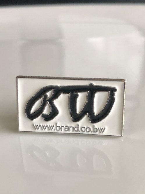 BW Brand Lapel Pin