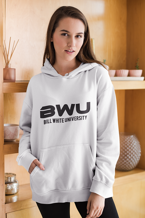 BWU Pullover Hoodie (With Pocket)