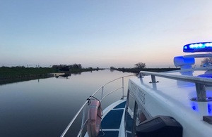 The Environment Agency wants to remind boat owners to register any vessel that is kept on their waterways or they will face enforcement action