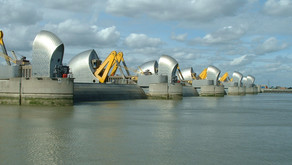 Thames Barrier Closed for 200th Time