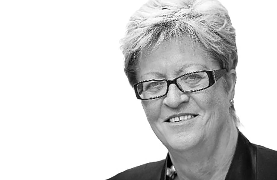 Helen Pitcher OBE