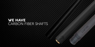 Home page slide show_Carbon Fiber Shafts