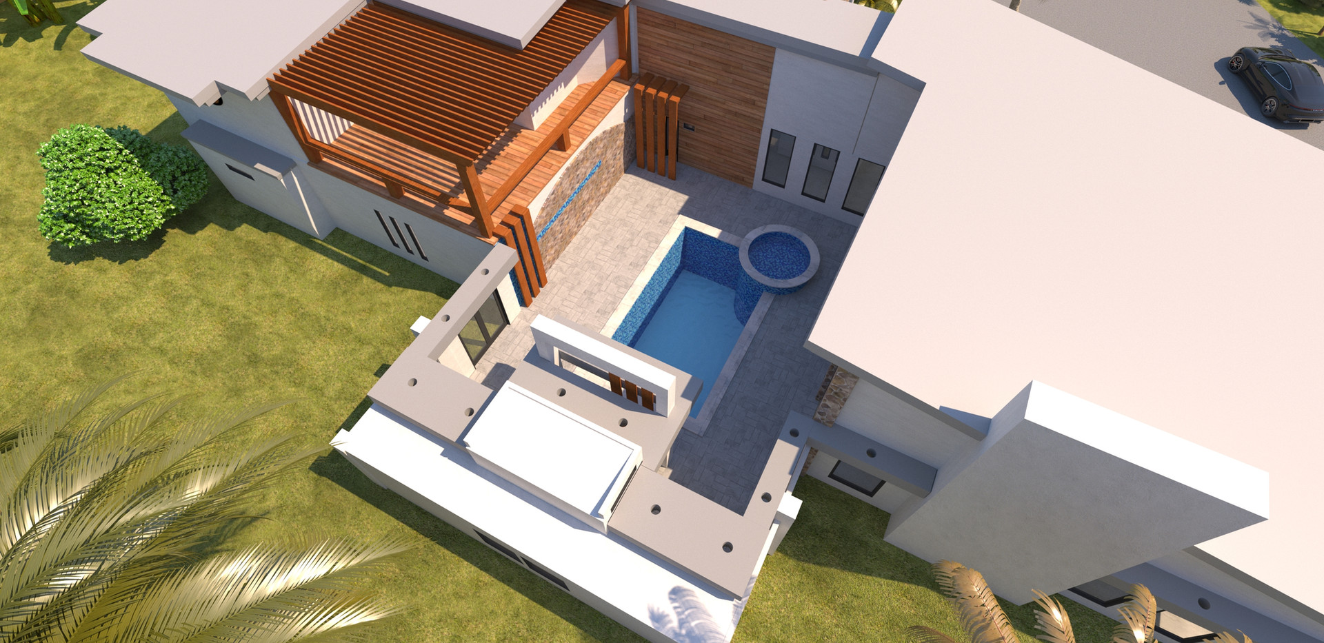 Mansion View 03