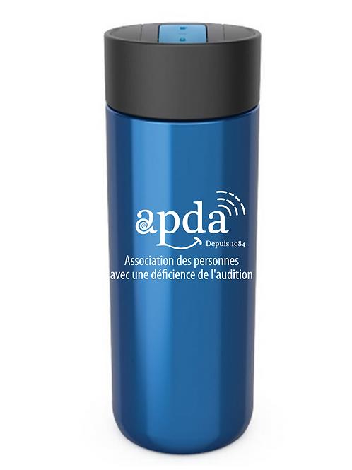 Tasse thermos à café de l'APDA