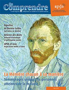 Magazine Se Comprendre Maladie de Ménière APDA