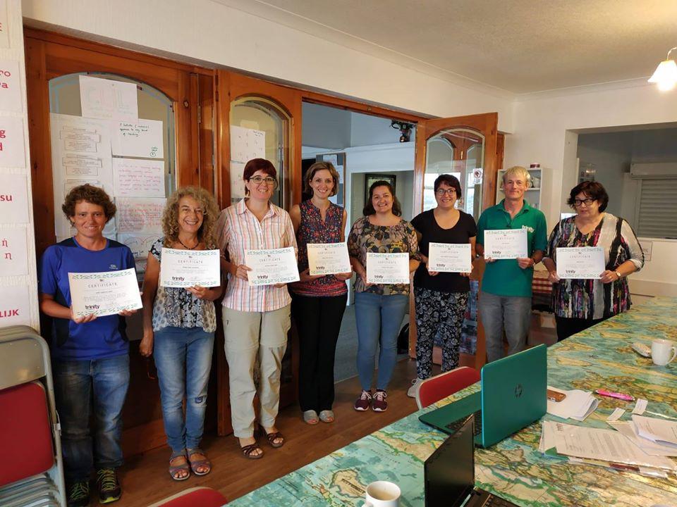 CLIL Certificates