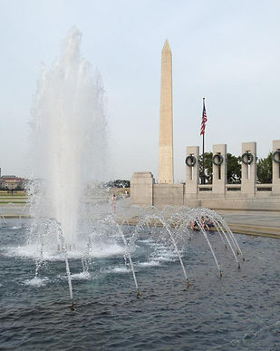 National WWII Memorial