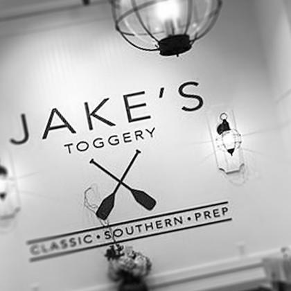 JAKE'S TOGGERY