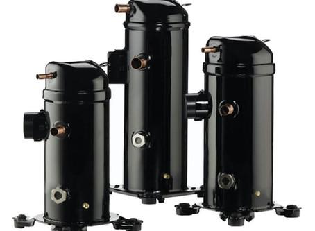 Спиральные компрессоры Danfoss DSH для R452B и R454B