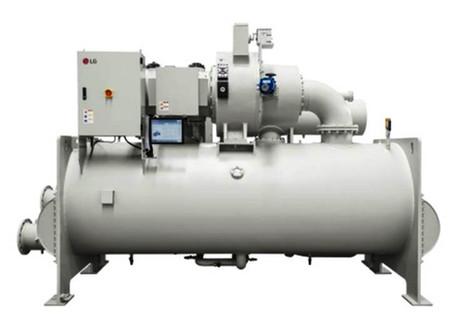 Климатические системы LG на базе безмасляного центробежного компрессора